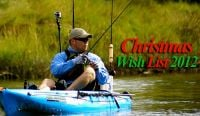 2012 YakAngler Christmas Wish List