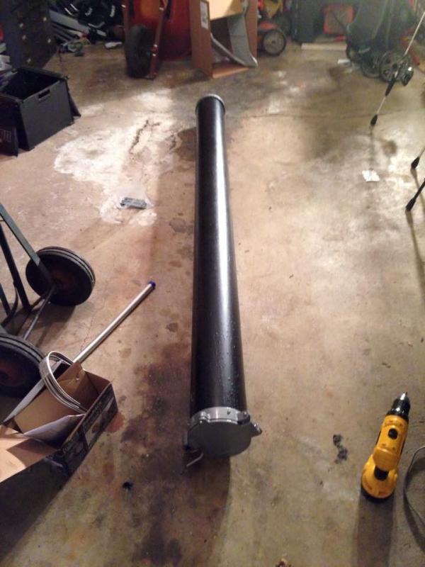 Building A Rod Tube