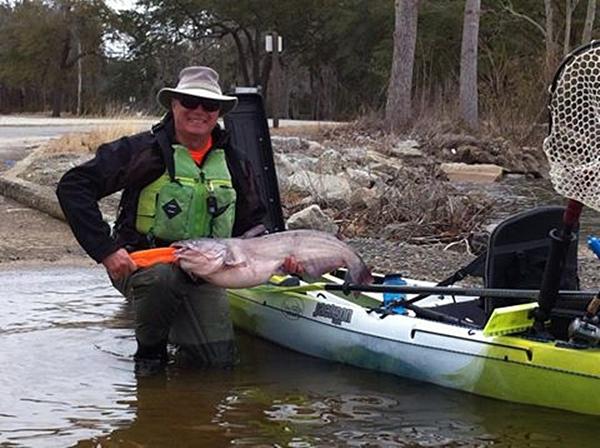 Charleston kayak fishing forum