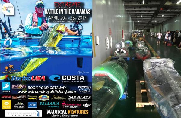 Ekft battle in the bahamas 2017 get ready for adventure for Global fish mounts
