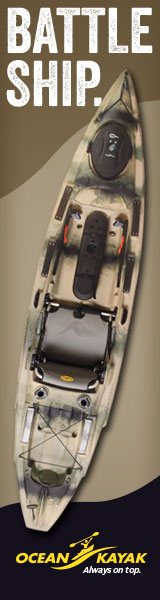Ocean Kayak Big Game 160x600