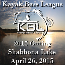 Kayak Bass League