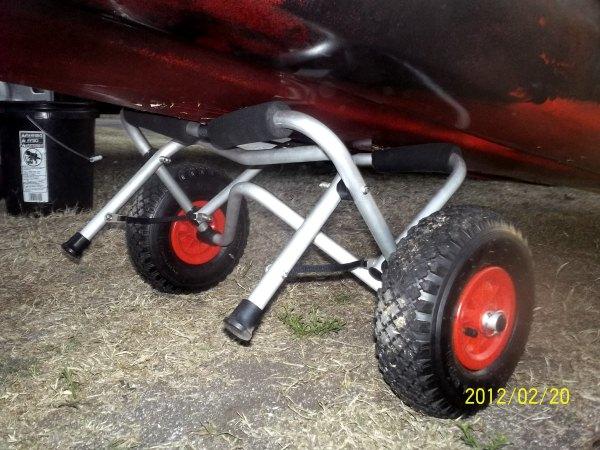 kayak-cart