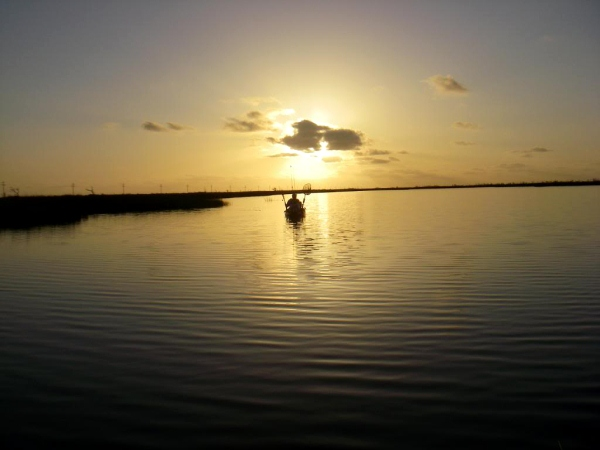 kayak fishing grand island louisana