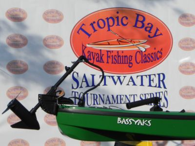 BASSYAKS at the Kayak Fishing ClassicS