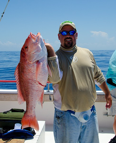 chris funk red snapper