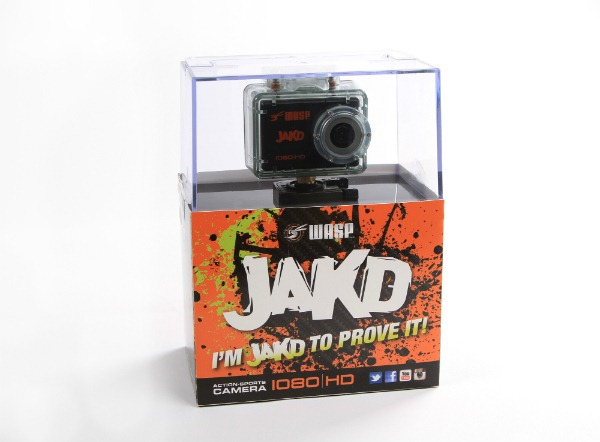 WASPcam JAKD Action Camera