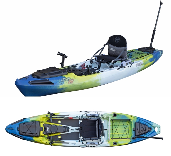 Jackson officially announces the coosa hd for Fishing jackson kayak