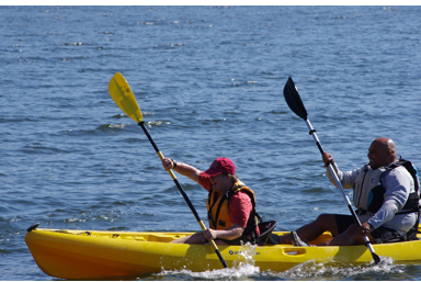 kayaking and special olympics 3