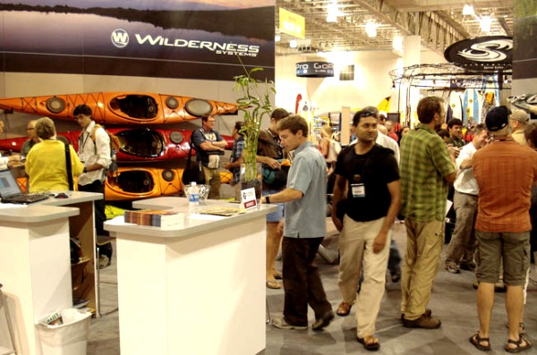 Outdoor Retailer Wilderness Systems