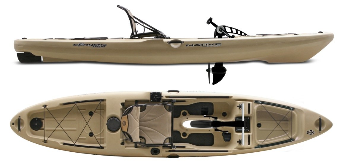 Native Watercraft Slayer 13 propel