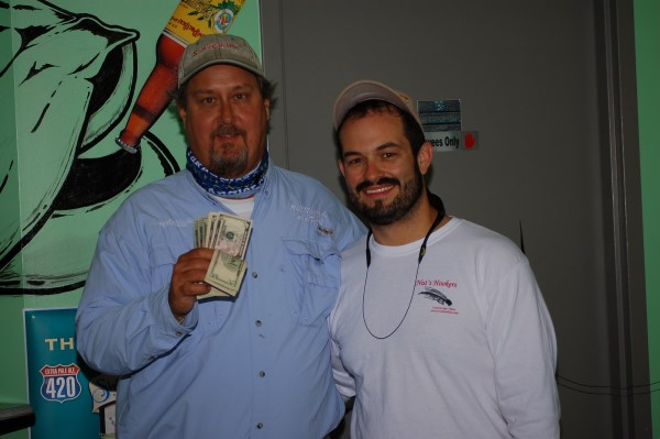 first place kayak fishing tournament bill howard