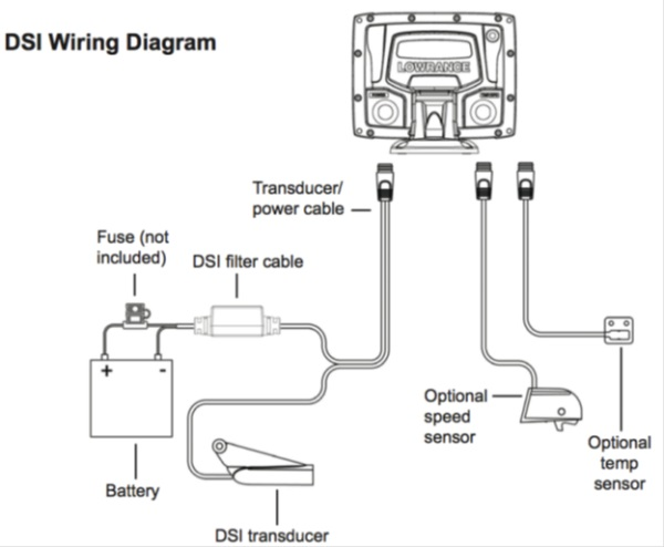 fish finder wiring diagram  fish  free engine image for