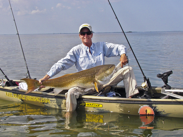 So you want to catch a bull red for Redfish fishing tips