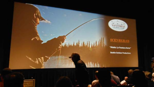 Fly fishing film tour Alaska
