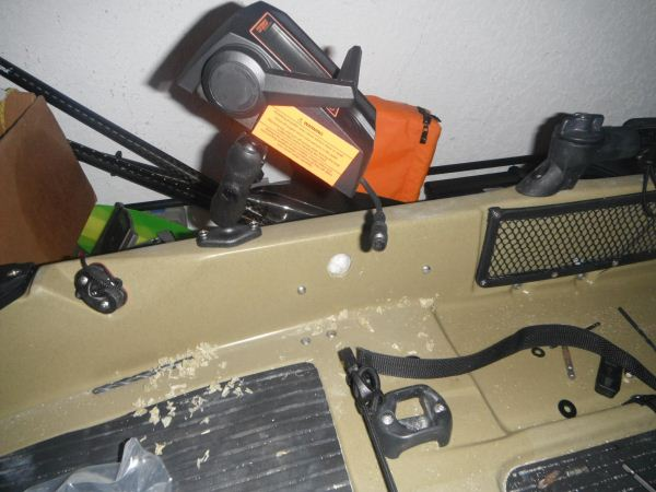 Fishing Southwest Florida Review Torqeedo Ultralight