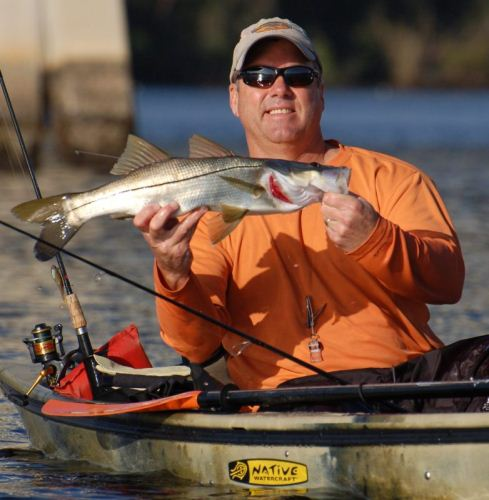 Walts River Snook