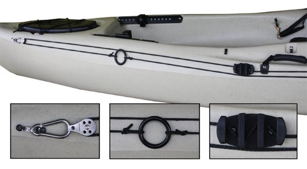 Kayak Anchoring Options