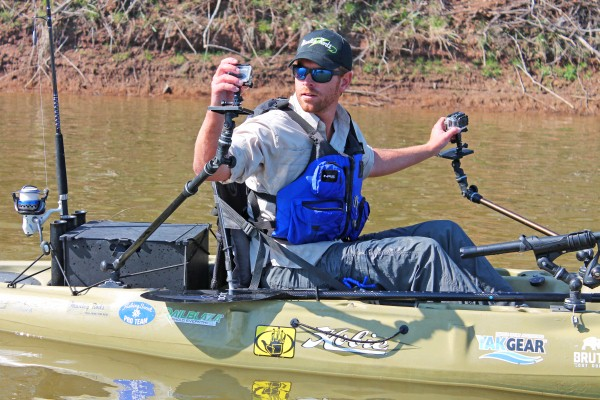 A Guide To Filming Kayak Fishing Part I