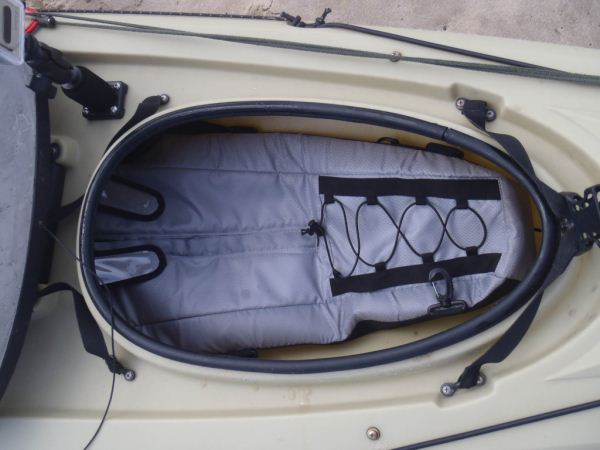 Review for Kayak fish bag