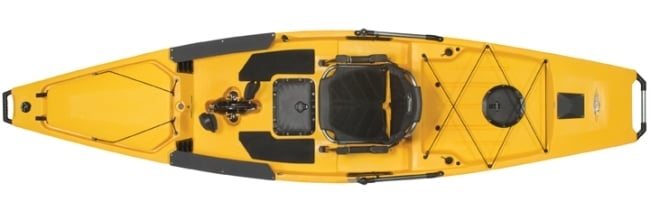 Hobie proangler 14 fishing kayak