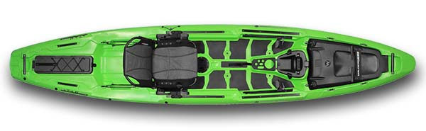 Wilderness Systems A.T.A.K best fishing kayak