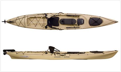 2009 Ocean Kayak Catalog Preview