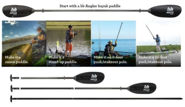 Bending Branches Transforms The Angler Paddle