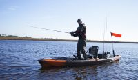 Update on #kayakfishingforjames - the ATAK is back!