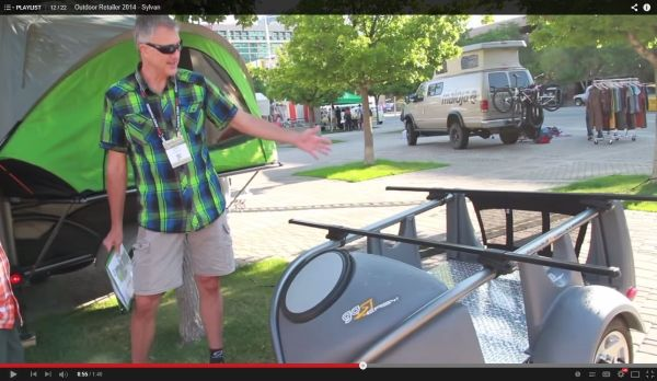 OR 2014 - Sylvan Adventure trailers