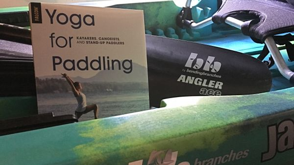 Should Kayak Anglers Try Yoga?