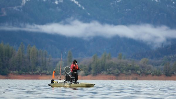 Huge Catches At The Hobie Bass Open Series on Lake Shasta