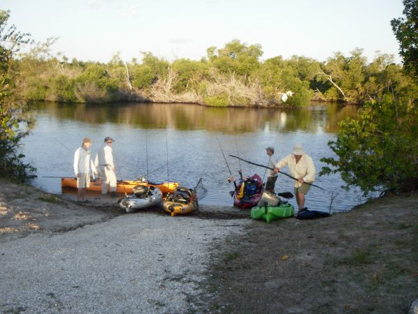 Kayak Fishing Clubs