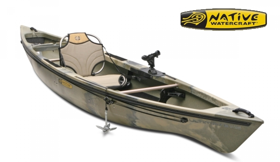Native 39 s updates for 2011 for Native fishing kayak