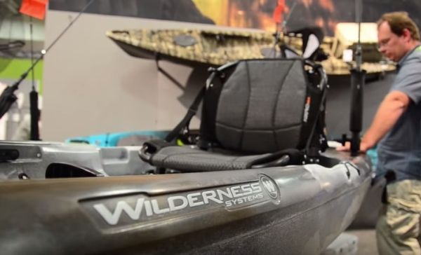 Wilderness Systems New Tarpon 130x Fishing Kayak