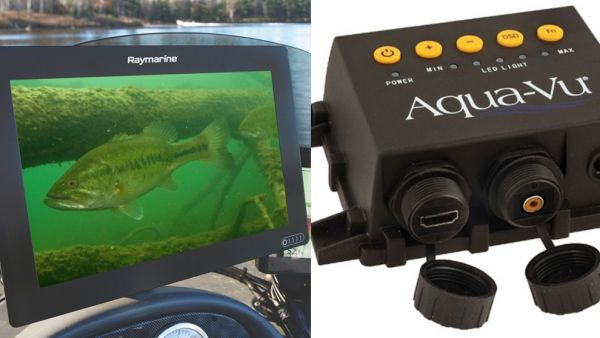 Get Live Underwater Video with Aqua-Vu