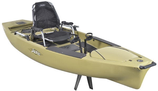 "Introducing the Hobie Mirage ""Pro Angler 12"""