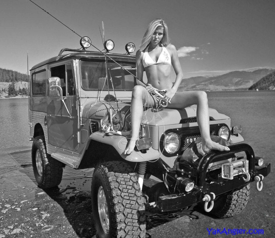 Pirate4x4 com 4x4 and off road forum view single post for Topless girls fishing