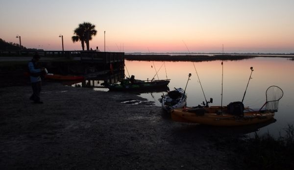IFA Kayak Fishing Tour - Georgetown, SC