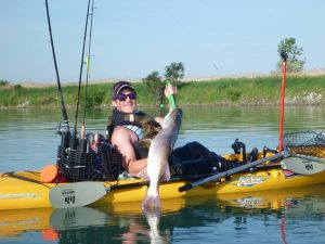 Kayak Angling For Freshwater Gators