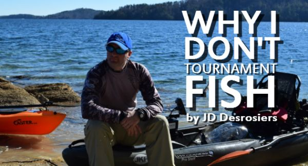 Guest Blog: Why I Don't Tournament Fish