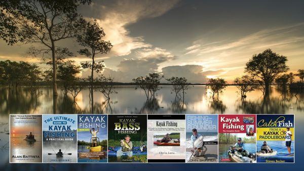 Eight Kayak Angler Books Worth Checking Out