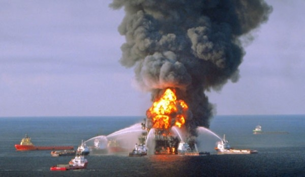 Largest Oil Spill In US history