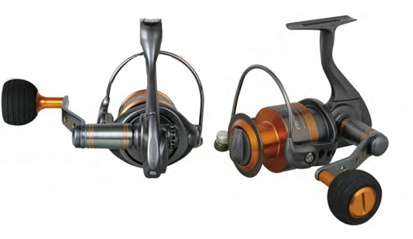 "Okuma's New ""Raw-II"" Spinning Reel"