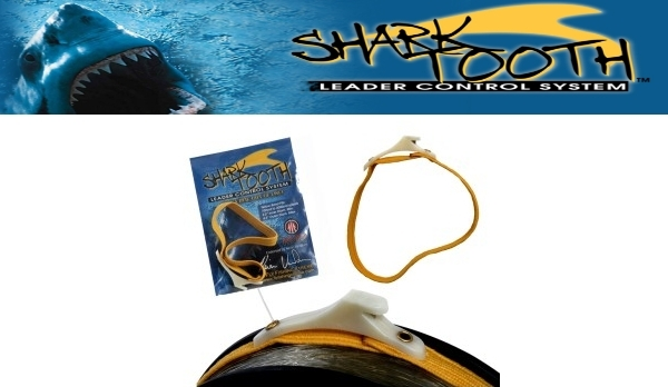 The Bass Fishing Shark Tooth