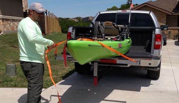 Extend A Truck Bed Kayak