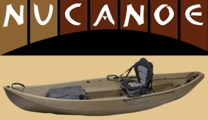 NuCanoe Solo Ultimate Fly Angler