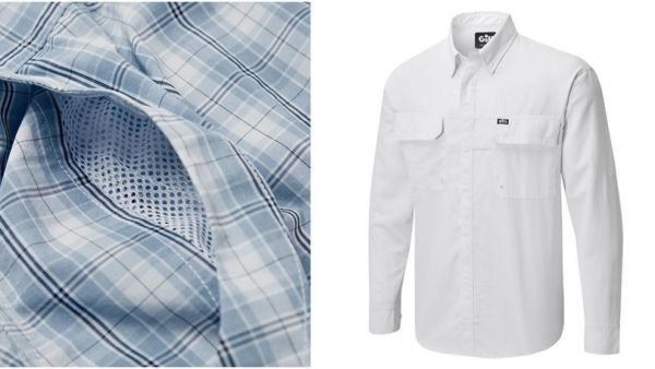 The Gill Overton Shirt Offers A Fusion of Comfort and Technology