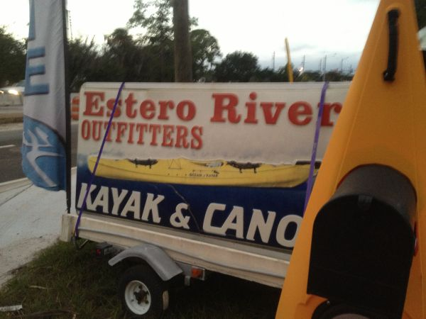 Unfair Lures seminar at Estero River Outfitters
