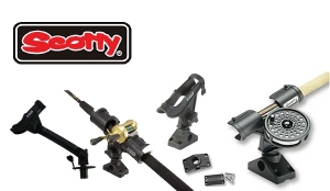 Rod Holder Series - Part 1: Scotty Rod Holders